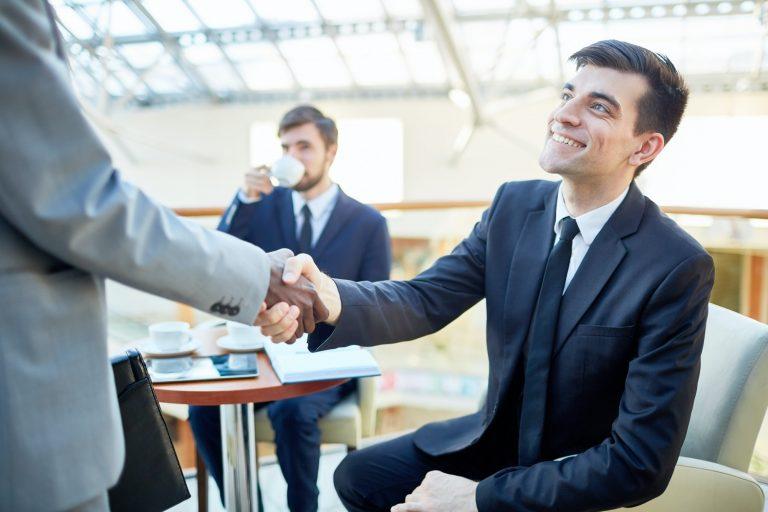 business financing deal
